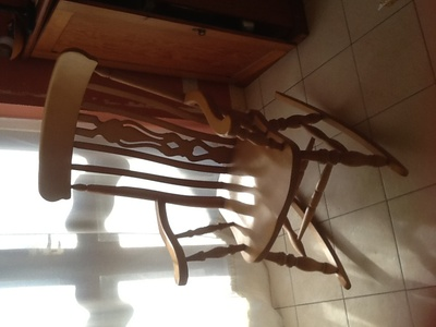 Solid Pine Rocking Chair For Sale In Peterborough Solid Pine Rocking Chair Available On Car